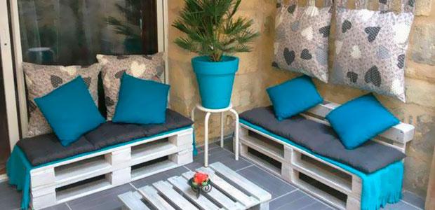Como podemos reciclar nuestros muebles - Reciclar palets para muebles ...